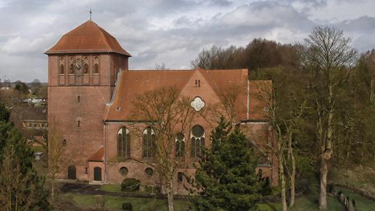 Kirche Holtenau